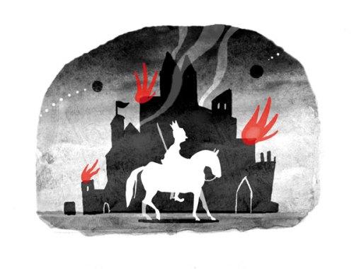 Ilustración de Antonio Guzmán